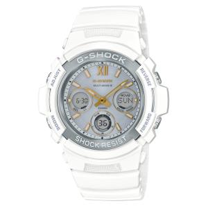 新品 即日発送 カシオ Gショック ソーラー 電波 時計 メンズ 腕時計 AWG-M100SGA-7AJF