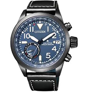 シチズン プロマスター F150 GPS 衛星 ソーラー 電波 時計 メンズ 腕時計 CC3067-11L