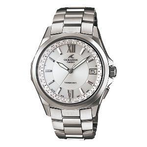 カシオ オシアナス ソーラー 電波 時計 メンズ 腕時計 OCW-S100-7A2JF