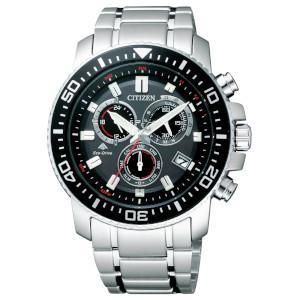 シチズン プロマスター ソーラー 電波 時計 クロノグラフ メンズ 腕時計 PMP56-3051
