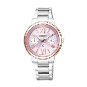 シチズン クロスシー ソーラー 時計 レディース 腕時計 FD1094-53W