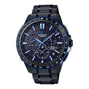 新品 即日発送可 カシオ オシアナス GPS ソーラー 電波 時計 メンズ 腕時計 OCW-G1200B-1AJF