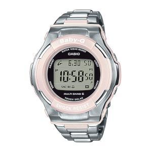カシオ ベイビーG マルチバンド 6 ソーラー 電波 時計 レディース 腕時計 BGD-1300D-4JF