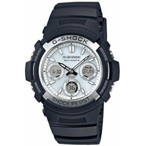 CASIO カシオ Gショック マルチバンド6 ソーラー 電波 時計 メンズ 腕時計 AWG-M100S-7AJF