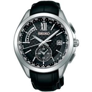セイコー ブライツ ソーラー 電波 時計 メンズ 腕時計 SAGA251
