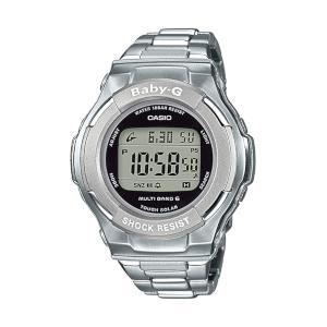 カシオ ベイビーG マルチバンド 6 ソーラー 電波 時計 レディース 腕時計 BGD-1300D-7JF