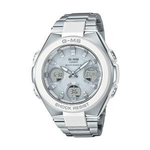 カシオ ベイビーG ソーラー 電波 時計 レディース 腕時計 MSG-W100D-7AJF