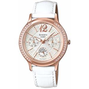 カシオ シーン アナログ クォーツ 時計 レディース 腕時計 SHE-3030GLJ-7AJF