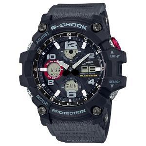 カシオ Gショック マッドマスター ソーラー 電波 時計 メンズ 腕時計 GWG-100-1A8JF
