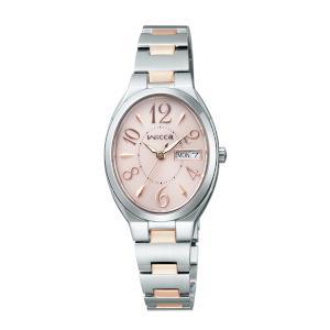 【コスパ高め】 CITIZEN シチズン ウィッカ ソーラー 時計 レディース 腕時計 KH3-118-93
