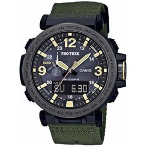 カシオ プロトレック ソーラー 時計 メンズ 腕時計 PRG-600YB-3JF