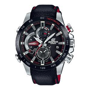 カシオ エディフィス モバイルリンク ソーラー 時計 メンズ 腕時計 EQB-800BL-1AJF