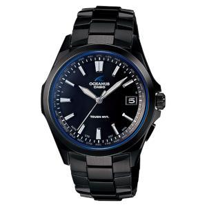 新品 即日発送可 カシオ オシアナス ソーラー 電波 時計 メンズ 腕時計 OCW-S100B-1AJF