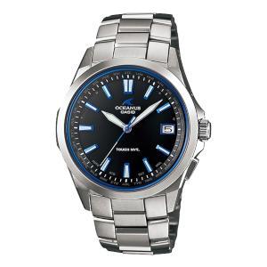 新品 即日発送可 カシオ オシアナス ソーラー 電波 時計 メンズ 腕時計 OCW-S100-1AJF