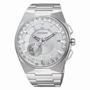 新品 即日発送可 シチズン サテライト ウエーブ F100 ダイレクトフライト ソーラー 電波 時計 メンズ 腕時計 CC2001-57A