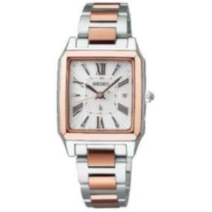 新品 即日発送可 セイコー ルキア ソーラー 電波 時計 レディース 腕時計 SSVW098