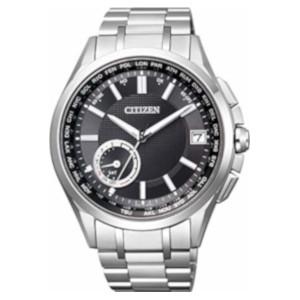 シチズン アテッサ サテライトウエーブ GPS ソーラー 電波 時計 メンズ 腕時計 CC3010-51E