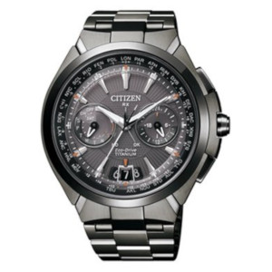 新品 即日発送 CITIZEN シチズン アテッサ サテライト ウエーブ ソーラー 電波 時計 メンズ 腕時計 CC1085-52E