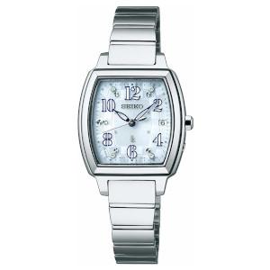 新品 即日発送 SEIKO セイコー ルキア 限定 モデル ソーラー 電波 時計 レディース 腕時計 SSVW065