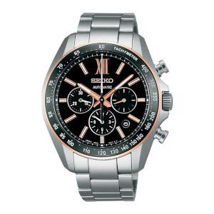 新品 即日発送SEIKO セイコー ブライツ 自動巻き 手巻き付 時計 メンズ 腕時計 SDGZ012
