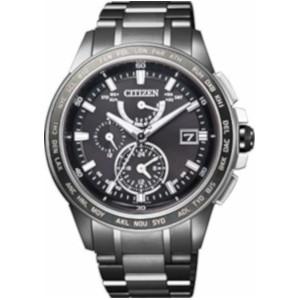 新品 即日発送 CITIZEN シチズン アテッサ ダブルダイレクトフライト ソーラー 電波 時計 メンズ 腕時計 AT9025-55E