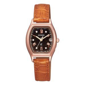 新品 即日発送 シチズン クロスシー TITANIA LINE HAPPY FLIGHT 100周年記念 限定モデル ソーラー 電波 時計 レディース 腕時計 ES9352-13E