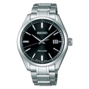 セイコー プレザージュ 自動巻き 手巻き付 時計 メンズ 腕時計 SARX035