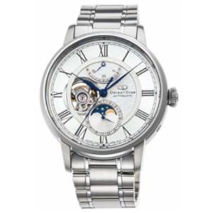 オリエント オリエントスター ムーンフェイズ 自動巻き 手巻き 時計 メンズ 腕時計 RK-AM0005S