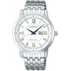 セイコー プレザージュ 自動巻 手巻き付 時計 メンズ 腕時計 SARY025