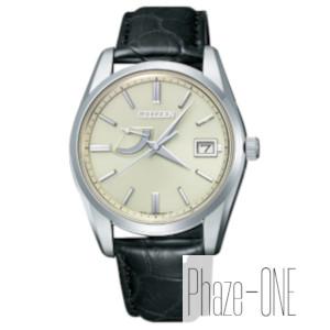シチズン ザ・シチズン ソーラー 時計 メンズ 腕時計 AQ1010-03A