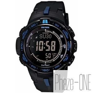カシオ プロトレック ソーラー 電波 時計 メンズ 腕時計 PRW-3100Y-1JF