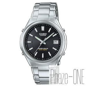 カシオ リニエージ ソーラー 電波 時計 メンズ 腕時計 LIW-120DEJ-1AJF