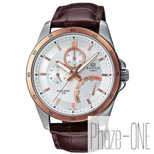 カシオ エディフィス アナログ クオーツ 時計 メンズ 腕時計 EF-341LJ-7AJF