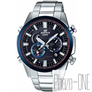 カシオ エディフィス ソーラー 電波 時計 メンズ 腕時計 EQW-T640DB-1A2JF