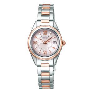 セイコー ティセ ソーラー 電波 時計 レディース 腕時計 SWFH064