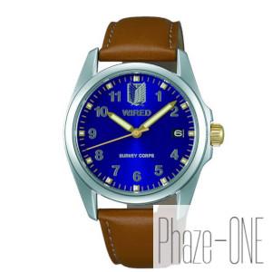 新品 即日発送 アルバ ワイアード×進撃の巨人 エレン シグネチャー 限定モデル クオーツ 時計 メンズ 腕時計 AGAK701