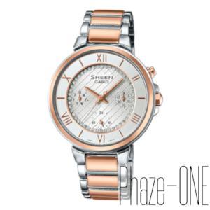カシオ シーン アナログ クォーツ 時計 レディース 腕時計 SHE-3040SGJ-7AJF