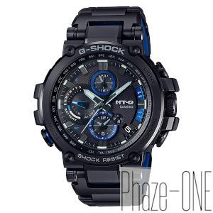カシオ Gショック MT-G Bluetooth搭載 ソーラー 電波 時計 メンズ 腕時計 MTG-B1000BD-1AJF