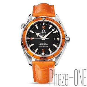新品 即日発送オメガ シーマスター プラネット オーシャン コーアクシャル 自動巻き 時計 メンズ 腕時計 2909.50.38