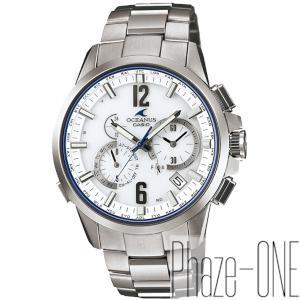 新品 即日発送 カシオ オシアナス ソーラー 電波 時計 メンズ 腕時計 OCW-T2000-7AJF