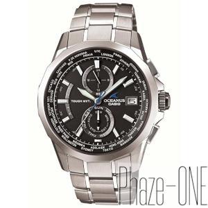 新品 即日発送可 カシオ オシアナス ソーラー 電波 時計 メンズ 腕時計 OCW-S2000-1A2JF