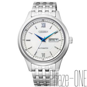 新品 即日発送可 シチズン シチズンコレクション 自動巻き 手巻き付き 時計 メンズ 腕時計 NY4050-54A