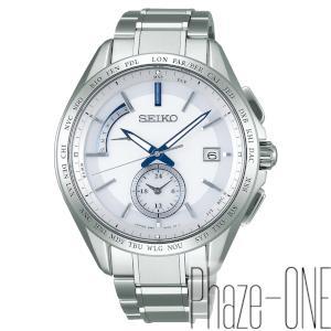 セイコー ブライツ フライトエキスパート ソーラー 電波 時計 メンズ 腕時計 SAGA229
