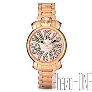 【お得な期間限定クーポン対象商品】ガガミラノ マヌアーレ 35MM クオーツ 時計 レディース 腕時計 6021.5