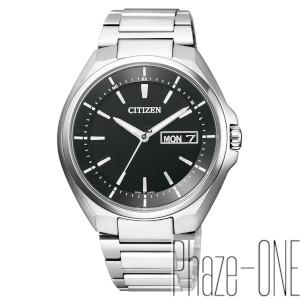 国内正規品 国内送料無料 CITIZEN 男性用 ウオッチ シチズン アテッサ ソーラー メンズ 腕時計 AT6050-54E 日本全国 送料無料 倉庫 時計 電波