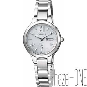 新品 即日発送 シチズン クロスシー デイデイト ソーラー 時計 レディース 腕時計 EW3220-54A
