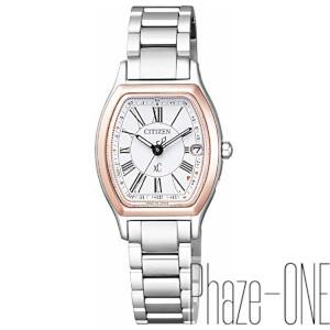 シチズン クロスシー ソーラー 電波 時計 レディース 腕時計 ES9355-58A