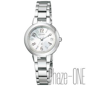 新品 即日発送可 シチズン クロスシー ミニソル ソーラー 電波 時計 レディース 腕時計 ES8030-58A