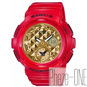 新品 即日発送 カシオ ベイビーG デジアナ クオーツ 時計 レディース 腕時計 BGA-195VLA-4AJF