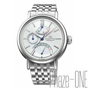 オリエント オリエントスター クラシック レトログラード 自動巻き 手巻き 時計 メンズ 腕時計 WZ0101DE